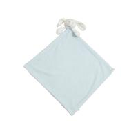 Doudou pour bébé King Bear Classic Lapin - Bleu