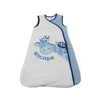 Gigoteuse pour bébé 0 à 6 Mois King Bear Girafe - Blanc et bleu