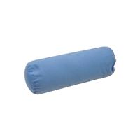 Mini coussin d'allaitement King Bear déhoussable billes - Bleu