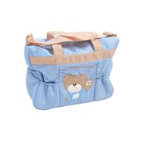 Sac de transport pour bébé King Bear - Little Bear bleu