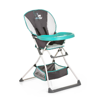 Chaise Haute Hauck Mac Baby Deluxe - Forest Fun