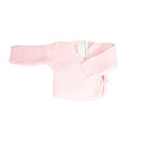 Cache-coeur pour bébé 0 à 3 Mois rose