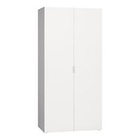 Armoire 2 portes Vox 4You - Blanc