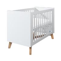 Lit bébé 60x120 Twf Mika - Blanc