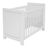Lit bébé 60x120 Twf Malibu - Blanc