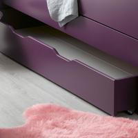 Tiroir de lit Junior Provence Féroé - Violet