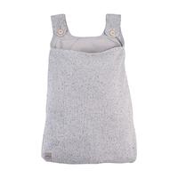 Vide-poches en tricot Jollein Confetti Knit - Gris