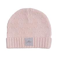 Bonnet pour bébé 9 à 18 Mois Jollein Soft Knit - Pêche