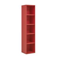 Bibliothèque Gami Babel - Rouge