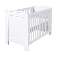 Lit bébé 60x120 Twf Madeira - Blanc
