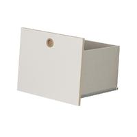 Option 1 tiroir pour chambre Galipette Lora - Blanc