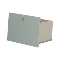 Option 1 tiroir pour chambre Galipette Lora - Bleu aqua