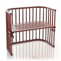 Berceau cododo Babybay Maxi - Laqué brun foncé