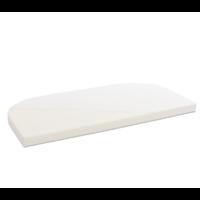 Matelas Classic Cotton pour berceau Babybay Original - Blanc