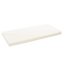 Matelas Classic Cotton pour berceau Babybay Mini et Midi - Blanc