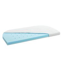 Matelas Clima Medicott Extra aéré pour berceau Babybay Maxi - Boxspring - Maxi Advance - Blanc
