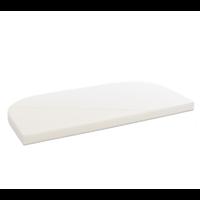 Matelas Classic Cotton pour berceau Babybay Comfort et Boxsping Comfort - Blanc