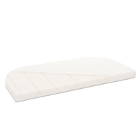 Matelas Classic Extra aéré pour berceau Babybay Comfort et Boxsping Comfort - Blanc