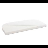 Matelas Clima Extra aéré pour berceau Babybay Comfort et Boxsping Comfort - Blanc