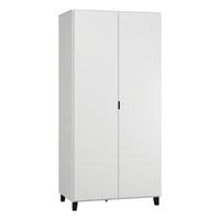 Armoire 2 portes Vox Simple - Blanc