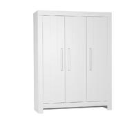 Armoire 3 portes Pinio Calmo - Blanc