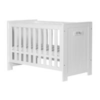Lit bébé 60x120 Pinio Barcelona - Blanc