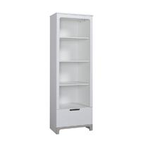Bibliothèque Pinio Mini - Blanc et gris