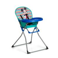 Chaise Haute Disney Mac Baby - Mickey Geo Bleu