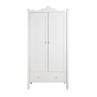 Armoire 2 portes Bopita Belle - Blanc