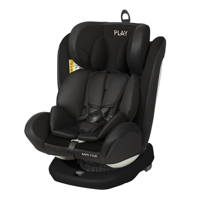 Siège Auto By Play Safe Four Bamm Bamm - Black