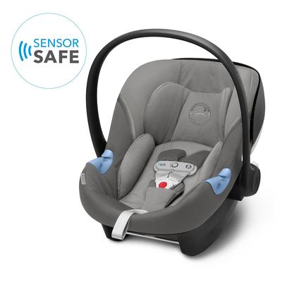 Siège Auto + SensorSafe Cybex Aton M I-Size - Soho Grey