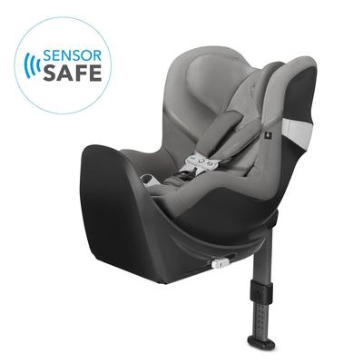 Siège Auto + SensorSafe et Base M Cybex Sirona M2 I-Size - Soho Grey