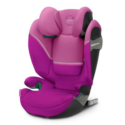 Siège Auto Cybex Solution S I-Fix - Magnolia Pink