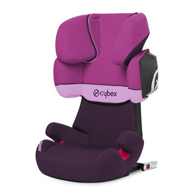 Siège Auto Cybex Solution X2-Fix Purple Rain - Purple