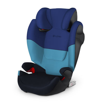 Siège Auto Cybex Solution M-Fix Blue Moon - Navy Blue