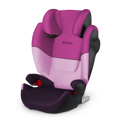 Siège Auto Cybex Solution M-Fix Purple Rain - Purple