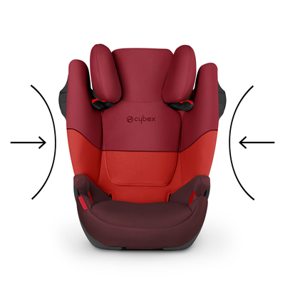 cybex_solution_m_fix_rumba_red_absorbtion_energie_lateral