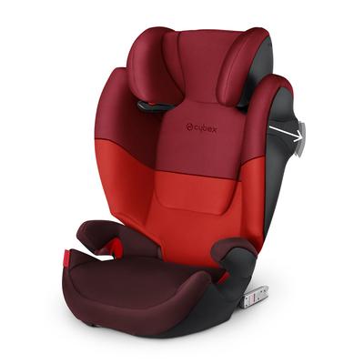 Siège Auto Cybex Solution M-Fix Rumba Red - Dark Red
