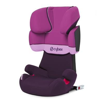 Siège Auto Cybex Solution X-Fix Purple Rain - Purple
