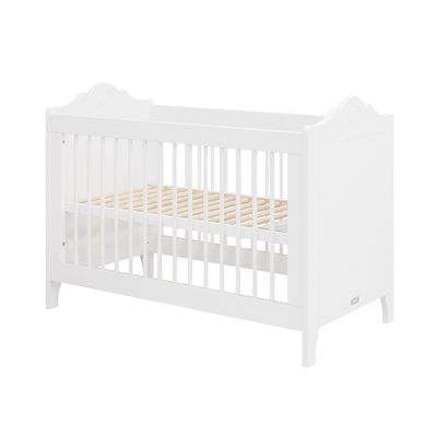 Lit bébé 60x120 Bopita Evi - Blanc