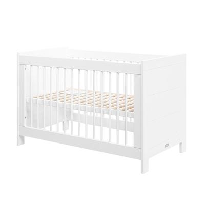 Lit bébé 60x120 Bopita Lucca - Blanc