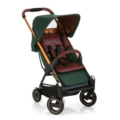 Poussette Shopper iCoo Acrobat - Copper Green