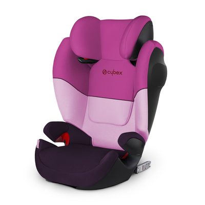 Siège Auto Cybex Solution M-Fix SL Purple Rain - Purple