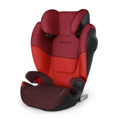 Siège Auto Cybex Solution M-Fix SL Rumba Red - Dark Red