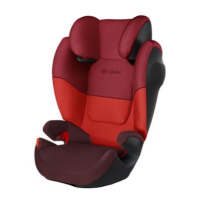 Siège Auto Cybex Solution M SL Rumba Red - Dark Red