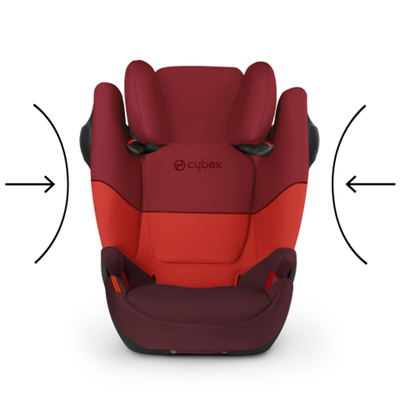 cybex_solution_m_sl_rumba_red_absorbtion_choc_lateral