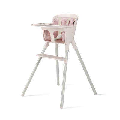 Chaise Haute Cbx Luyu - Softly Rose