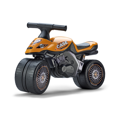 Porteur Falk Baby Moto Case CE - Orange