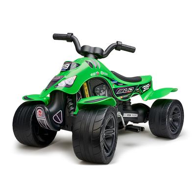Quad à pédales Falk Bud Racing - Vert