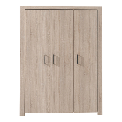 Armoire 3 portes Vipack Aline - Bois